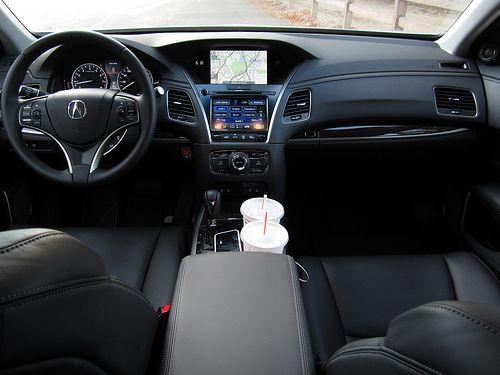 2014 Acura RLX: Family Checklist
