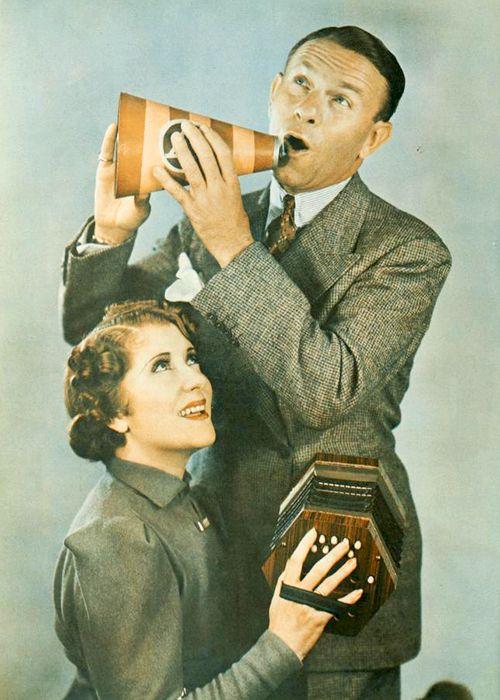 George Burns and Gracie Allen | 1930's | Pinterest ...
