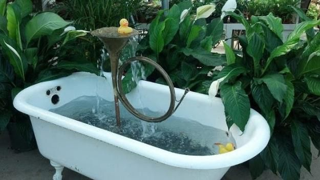 49 Best Old Porcelin Bathtub Water Features Images On