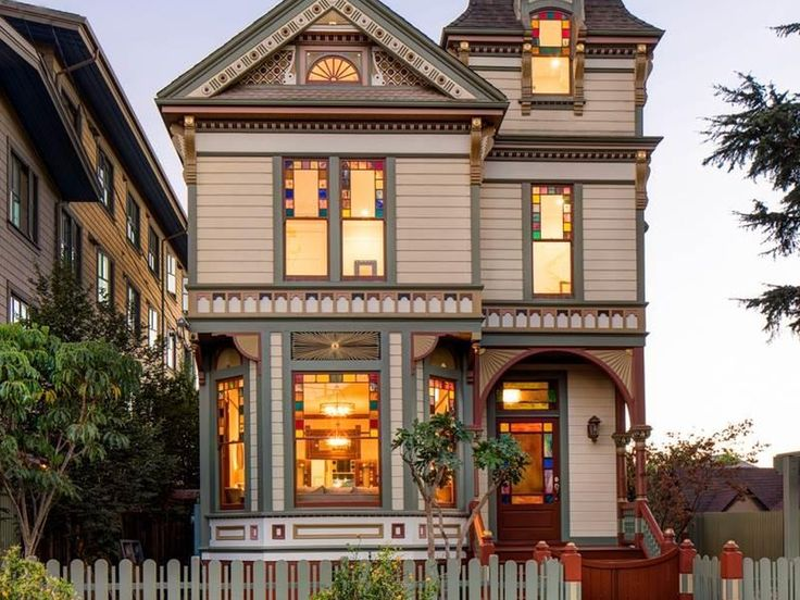 1896 home in berkeley ca victorian era homes for Glass pocket doors for sale