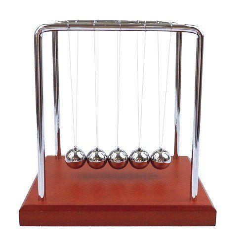 Newton's Cradle   Balancing Balls. #Newton's #Cradle #Balancing #Balls