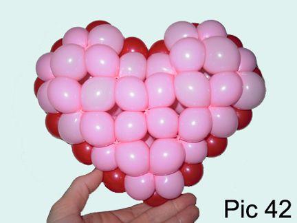 141 best Balloons images on Pinterest   Balloon animals, Balloon ...