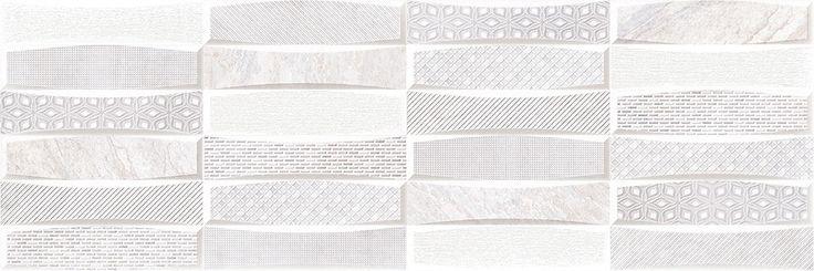 Настенная плитка Teide XL Blanco 25x75