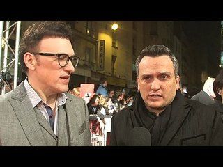 Captain America: The Winter Soldier: Anthony Russo & Joe Russo Paris Premiere Interview --  -- http://www.movieweb.com/movie/captain-america-the-winter-soldier/anthony-russo-joe-russo-paris-premiere-interview