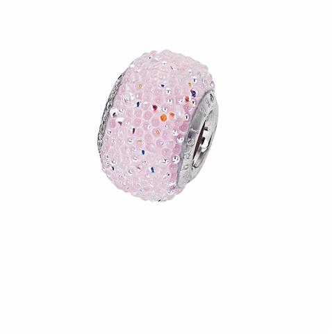 Amore & Baci 27102 pink Swarovski dust bead