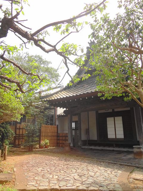 Traditional Japanese House