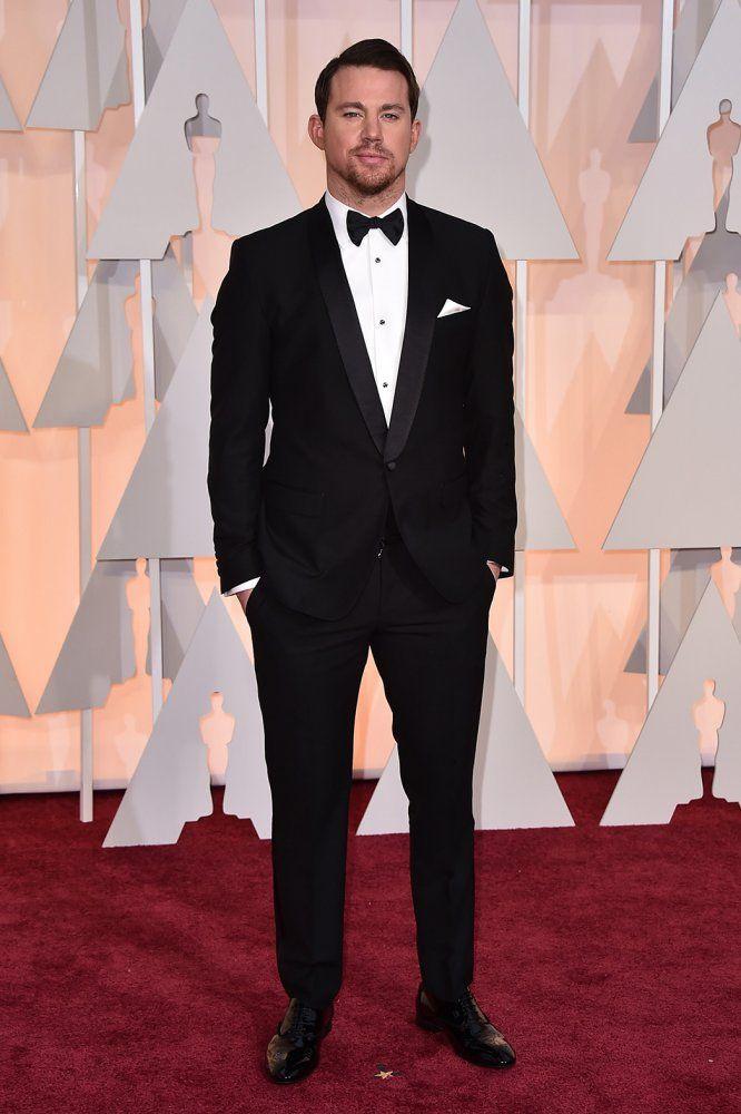 CHANNING TATUM en Dolce & Gabbana | Oscars 2015