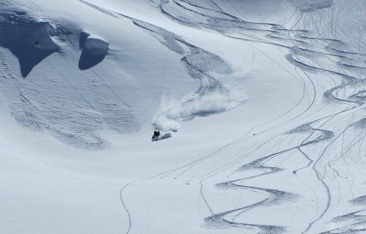 Mt. Field Ski Ascent - BC25.com
