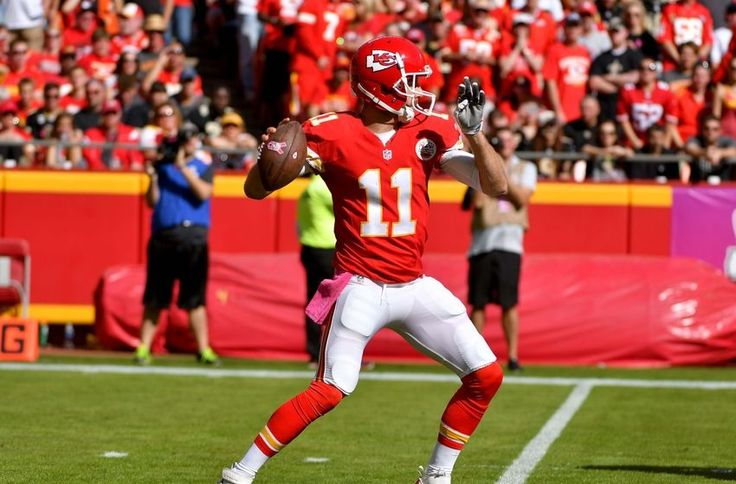 Fantasy Football: Five Kansas City Chiefs To Play Vs Panthers