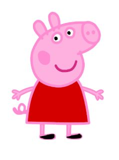 Crafting with Meek: Peppa Pig SVG