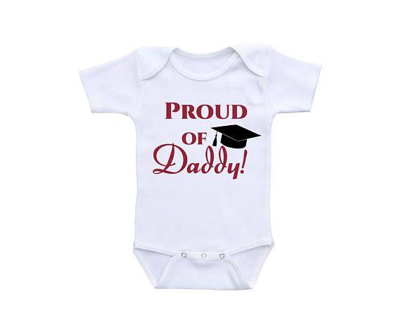 Football With Daddy Baby Onesie Shirt Dad Shower Gift Newborn Clothes Gerber