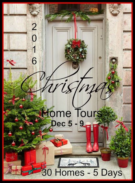 2016 Christmas Home Tours