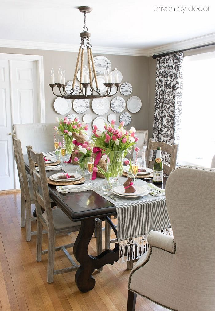 17 Best Images About Farmhouse French Dining Room On
