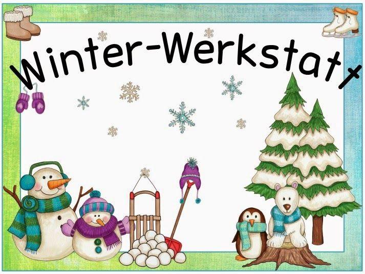 Ideenreise: Winterwerkstatt (Gastmaterial)