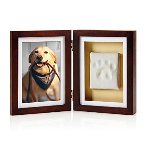 Pearhead Dog or Cat Paw Print Pet Keepsake Photo Frame Wi... https://www.amazon.com/dp/B00P6NOI0O/ref=cm_sw_r_pi_dp_x_QFKHybCY9KW2T