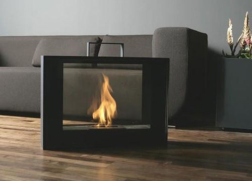 Travelmate Portable Fireplace | OhGizmo!