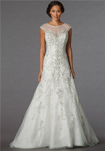Sophia Moncelli For Kleinfeld Wedding Dresses - The Knot