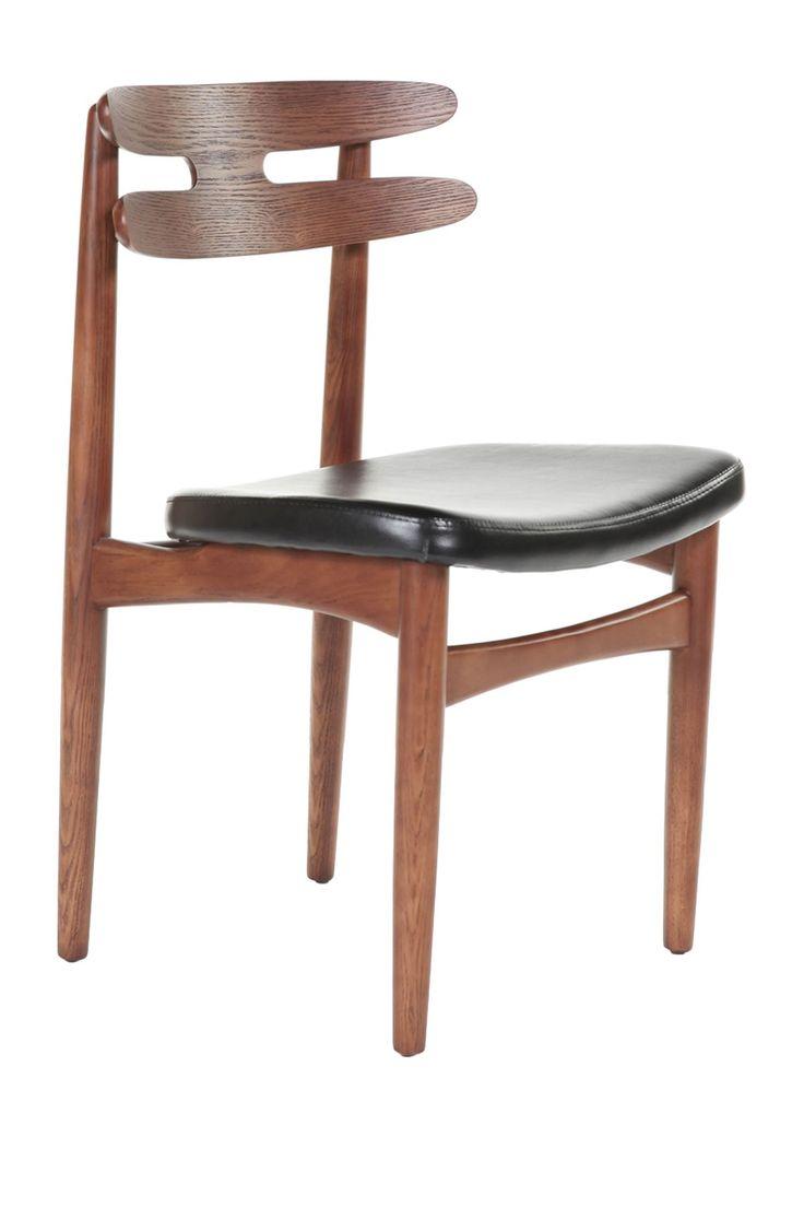Modern savonarola chair - Beibere Black Walnut Chair On Hautelook