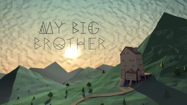 My Big Brother. A film by Jason Rayner debuting online exclusively in Cartoon Brew's 5th annual Student Animation Festival.  VISIT Jason's w...