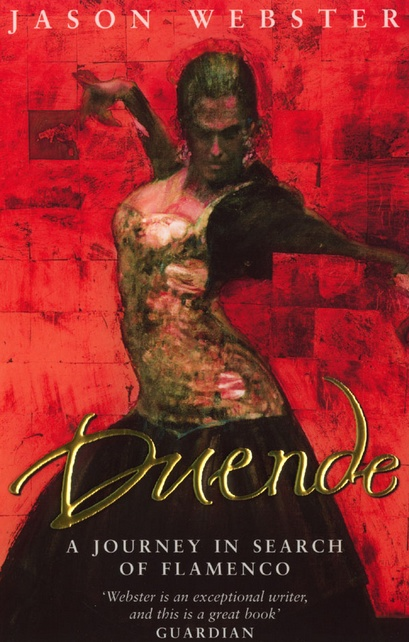 This was my first book, which I had great fun writing. Flamenco is a powerful art form that can change your life. So far, the book has been translated into 10 different languages, and plans are afoot to turn it into a film:  In Duende, Webster packs his guitar and travels to Spain to mend his broken heart and discover the essence of flamenco. He practises till his fingers bleed and indulges in the lifestyle that accompanies this mysterious - and quintessentially Spanish - art form.