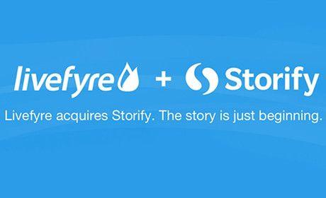 Livefyre acquires Storify http://www.livefyre.com/profile/11978735/