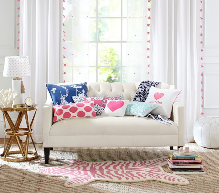 Pottery Barn Kids Upholstered Chairs Are A Perfect Addition To The Nursery Find Glider Chairs And Nursing Chairs And Create A Comfortable Spot To Bond