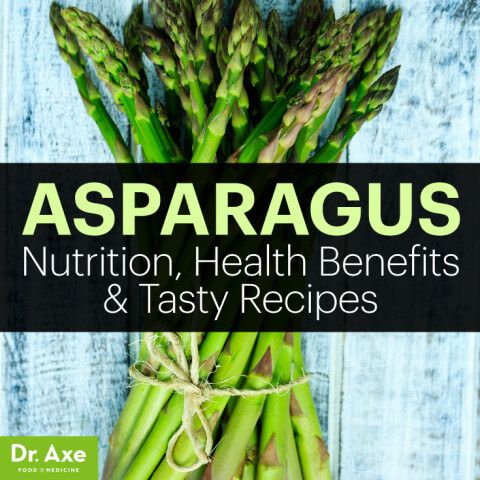 Asparagus Nutrition, health benefits and tasty recipes title
