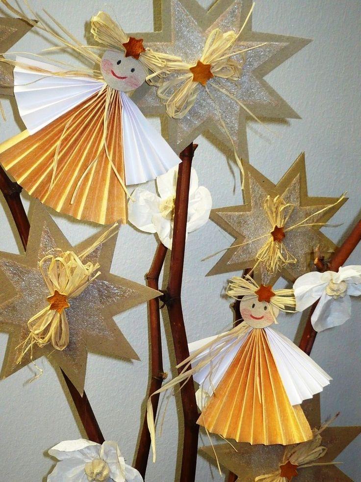 vánoční tvoření s dětmi návod - Hledat Googlem