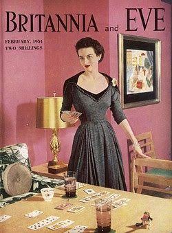 Image result for britannia & eve magazine covers