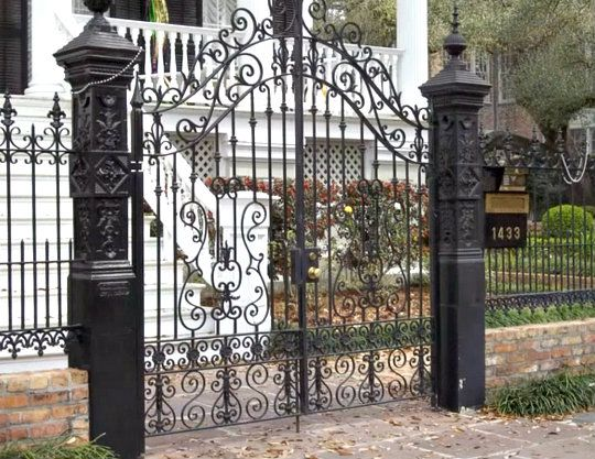 19 Best Images About Iron Fencing On Pinterest Spanish