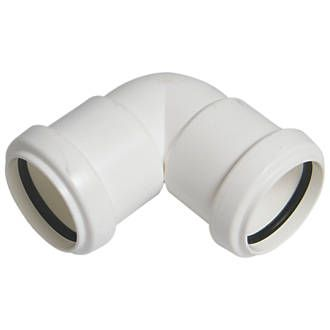 FloPlast Push-Fit Knuckle Bend White 90° 32mm Made from polypropylene, this is a quick and easy way to install waste systems incorporating a push-fit ring seal system. Fits most standard size waste pipes (excluding solvent weld waste). An allowan http://www.MightGet.com/january-2017-13/floplast-push-fit-knuckle-bend-white-90°-32mm.asp