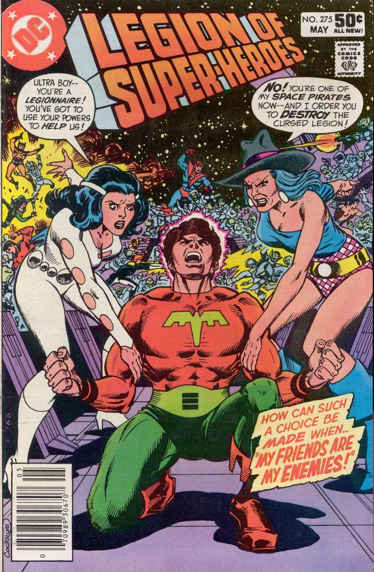 DC Legion of Super Heroes