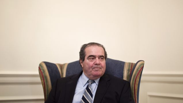 "[""When Supreme Court justice Antonin Scalia died, he was on a free hunting trip sponsored by a friend who had had business before the Court the year before. Turns out Scalia took hundreds of ""free"" trips—more than any other Supreme Court justice on the bench.""]"