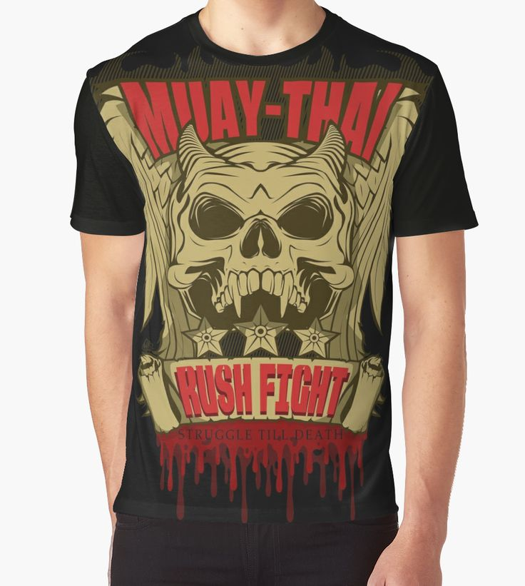 Muay Thai Rush Fight Struggle Till Death - Thailand Martial Art by lu2k