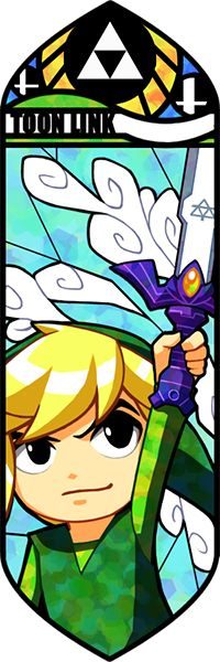 Smash Bros - ToonLink by Quas-quas on deviantART