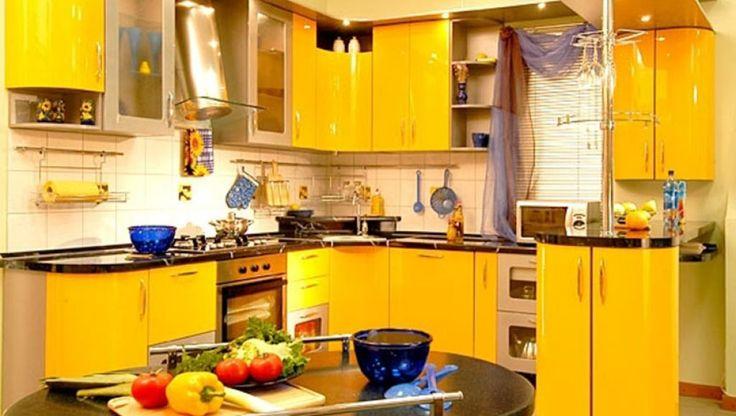 """Kitchen Cabinet Design """"Iolanta"""""""