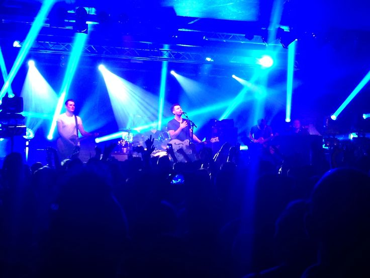 The Courteeners at Liverpool Academy