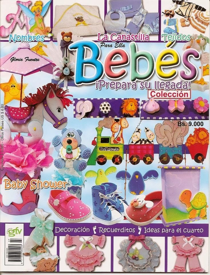 Revista para baby shower gratis