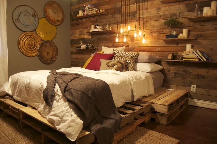 26 Best Images About Pallet Wood Wall On Pinterest Reclaimed - Lowes Wood Paneling WB Designs