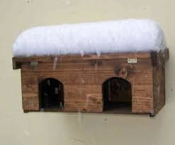 Leaving a dog outside for any amount of time is fine if you have provided your dog with the right kind of shelter. In most cases this is in the form of a kennel and there are many different types that are available. Wooden kennels for dogs are some of the best known and popular and many dog owners will choose these over other types of kennels.
