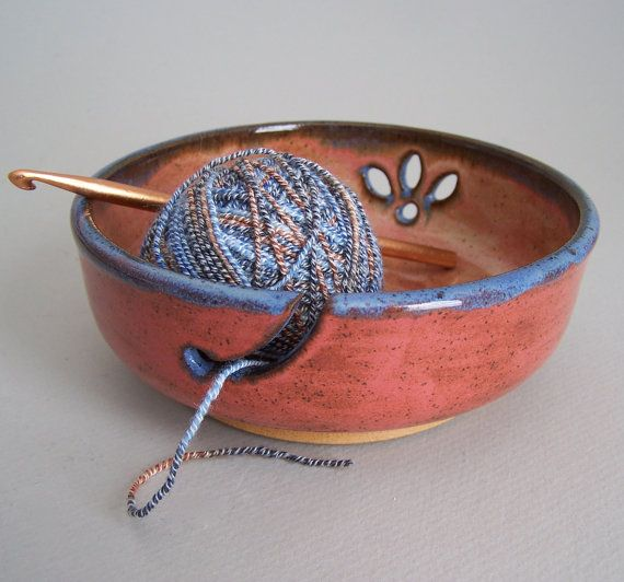 Knitting Bowl Canada : Best images about yarn bowls on pinterest ceramics