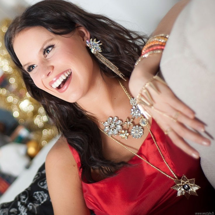 Gourgeous jewellery makes any outfit perfect!