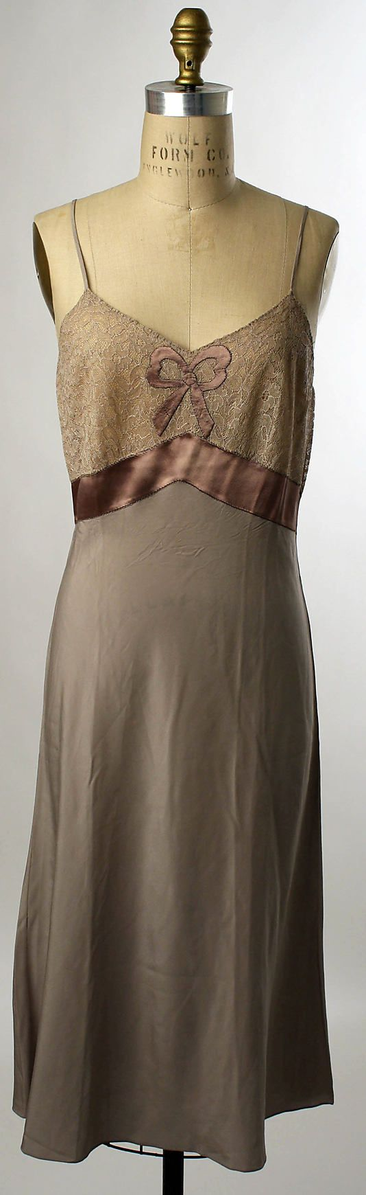 Slip  Date: 1930s Culture: French