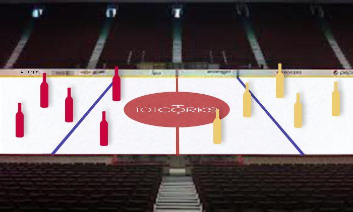 101CORKS hockey match