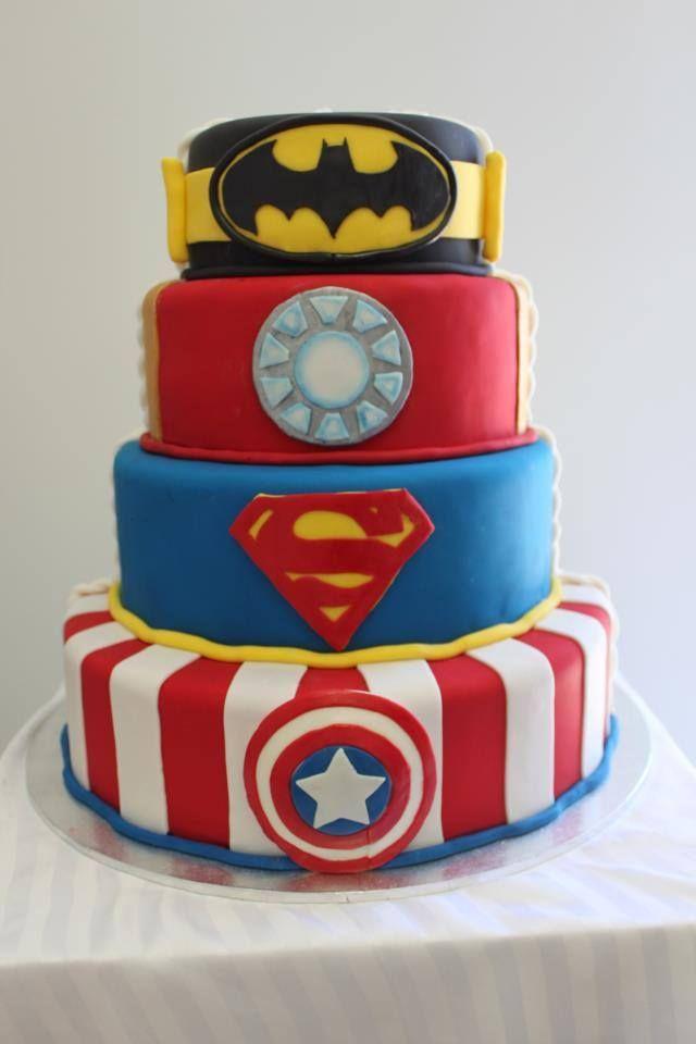 A super wedding cake!