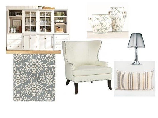 Living Room Budget Mood Boards For Gray Walls