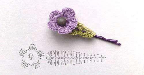 اكسسوار كروشيه رائع - crochet accessory ~ شغل ابره NEEDLE CRAFTS