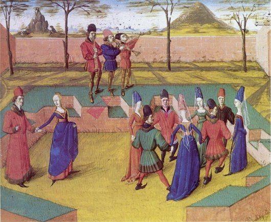 танцы 15 века - Поиск в Google