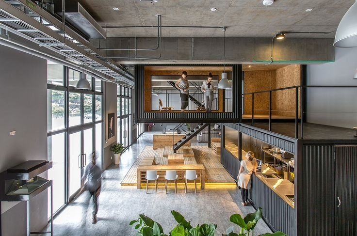 Softcom Head Office Eko Novo A New Hq With Neutral Hues And Textured Finishes In Beaming Interiors Commercial And Office Architecture Industrial Office Design Architecture Office