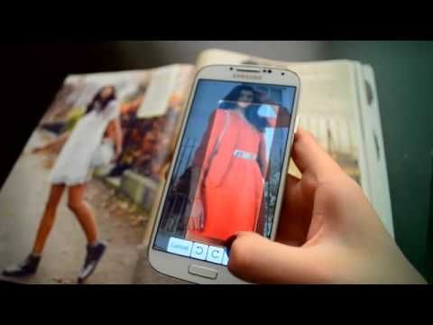 Style Eyes Fashion App - Promotional Video - YouTube